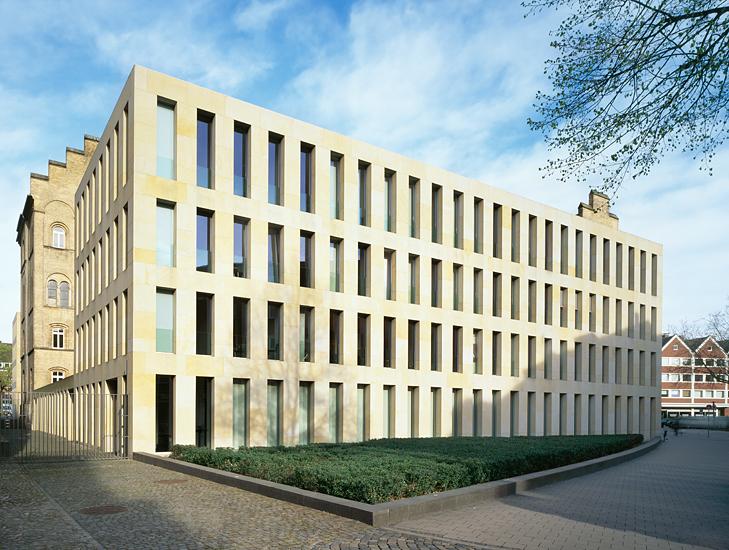 Architekt M Nster architekt münster franz hitze akademie m nster kresings studentenwohnheim boeselburg m nster